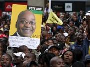 Südafrika, Jacob Zuma, dpa