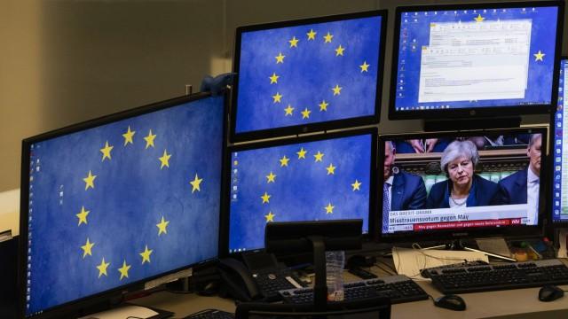 European Stock Exchanges Shrug Off Brexit Deal Rejection