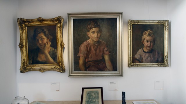 Paul Paede-Ausstellung