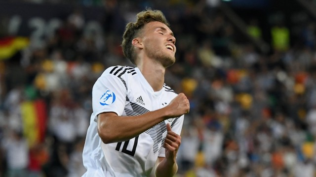 Germany v Denmark: Group B - 2019 UEFA U-21 Championship
