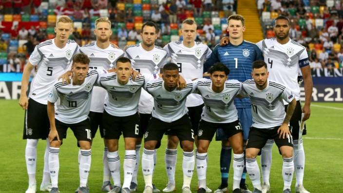 U21 Em Deutschland Gegen Osterreich Im Live Ticker Sport