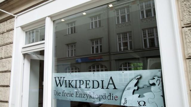 Wikipedia Büro in München, 2016