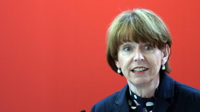 Die Kölner Oberbürgermeisterin Henriette Reker