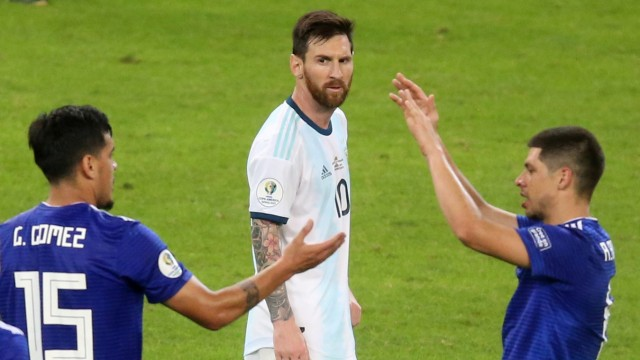 Copa America Brazil 2019 - Group B - Argentina v Paraguay