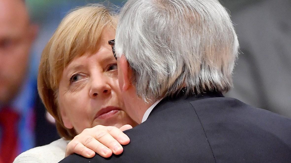 Schritt für Schritt zu Junckers Nachfolger
