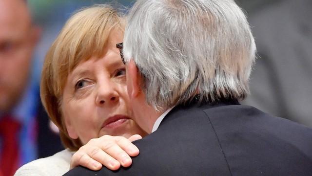 Politik Europäische Union EU-Gipfel in Brüssel