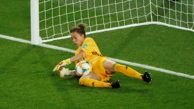 Women's World Cup - Group D - Scotland v Argentina