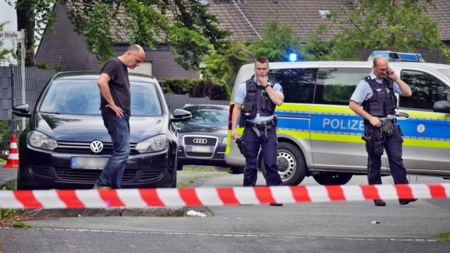 Mit Messer auf Mann eingestochen - 15-Jähriger festgenommen