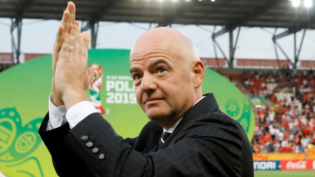Under-20 World Cup Final - Ukraine v Korea Republic
