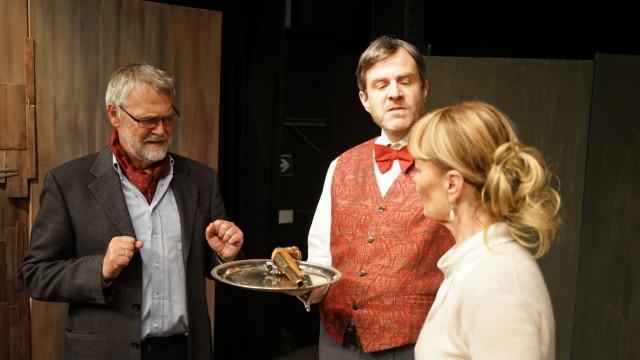 Bubblegumm und Brillanten Theatergruppe im Olympiadorf