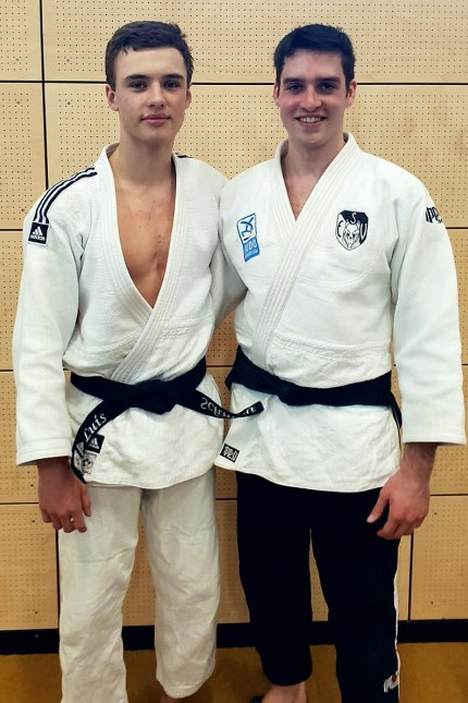 Talentiade: Judoka Luis Schmidt
