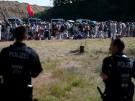 """""""Fridays For Future"""" sammelt sich zum Protest am Tagebau (Vorschaubild)"""