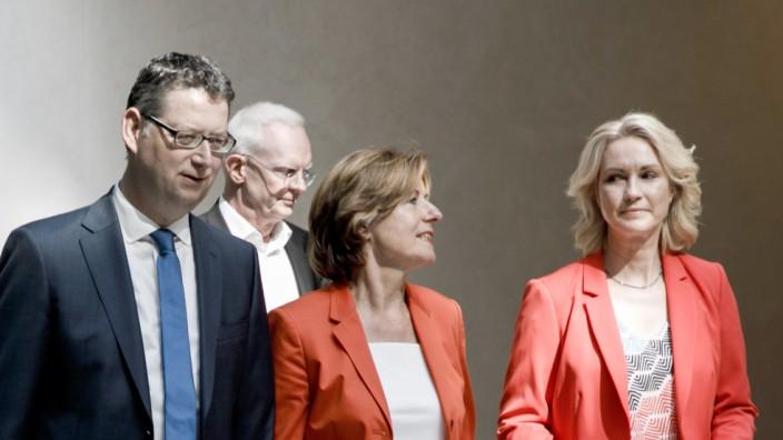 Nach Treffen des Koalitionsausschusses - SPD