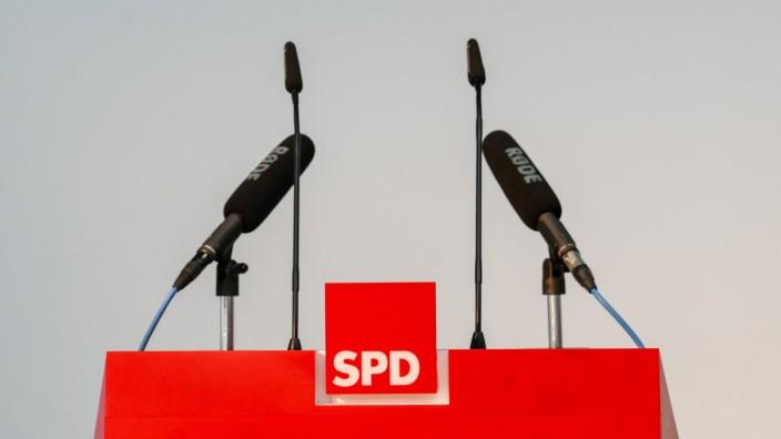 Parteitag der SPD Sachsen
