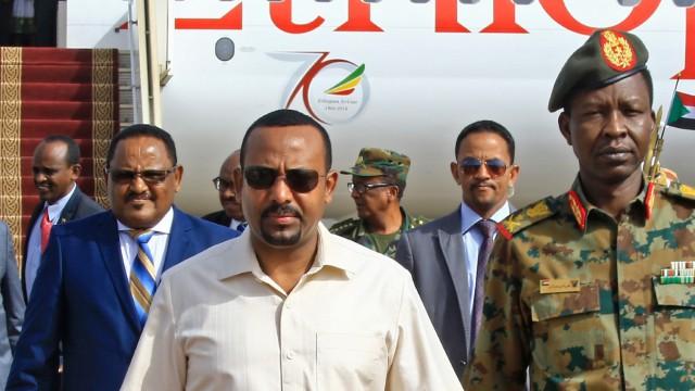 Politik Äthiopien Afrika