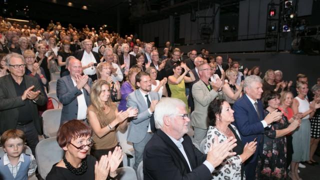 Verabschiedung Hans-Georg Küppers im Volkstheater