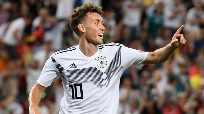 Germany v Serbia: Group B - 2019 UEFA U-21 Championship