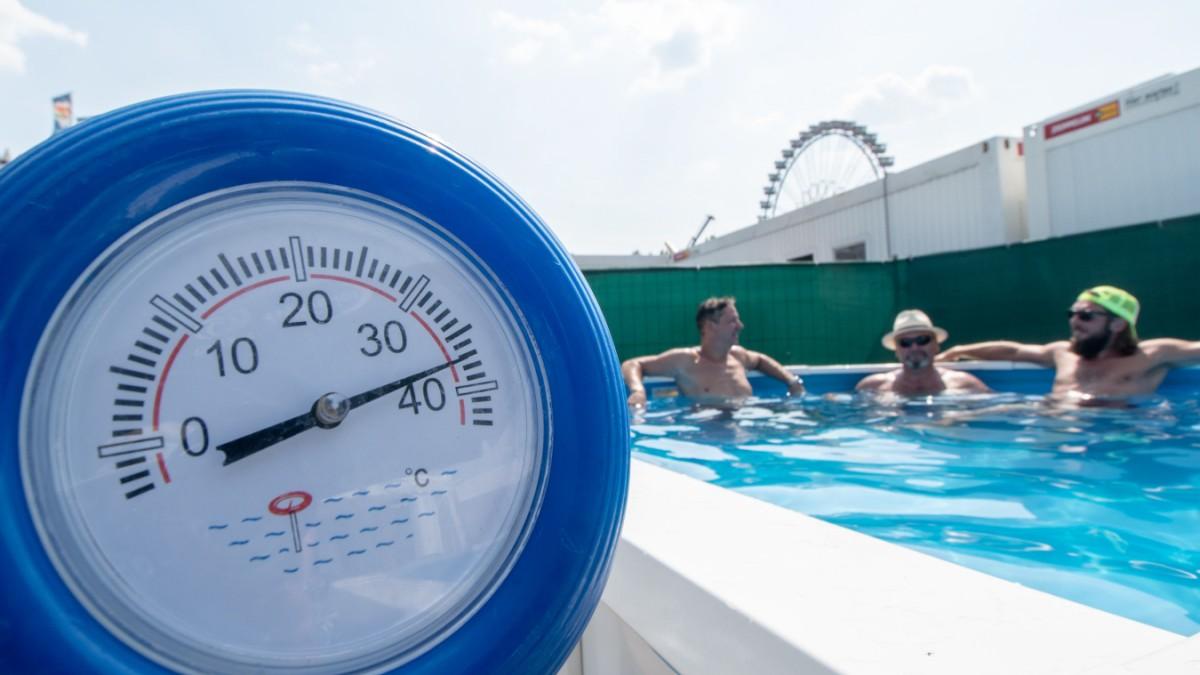 """""""Die Hitze kommt, um zu bleiben"""""""
