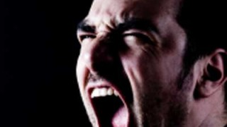 Wutausbruch im Büro