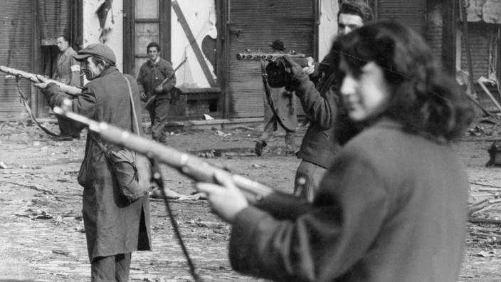 Volksaufstand in Ungarn, 1956