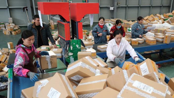 Nach Singles Day in China