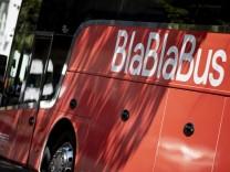 Neues Fernbusangebot BlaBlaBus