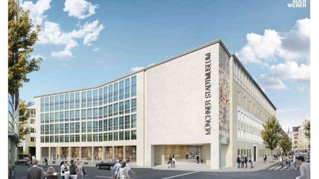 Kultur in München Sanierung von Stadtmuseum