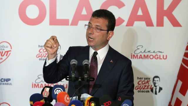 Istanbul votes in mayoral re-run