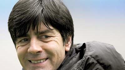 Fußball-WM 2010 Südafrika Interview mit Joachim Löw