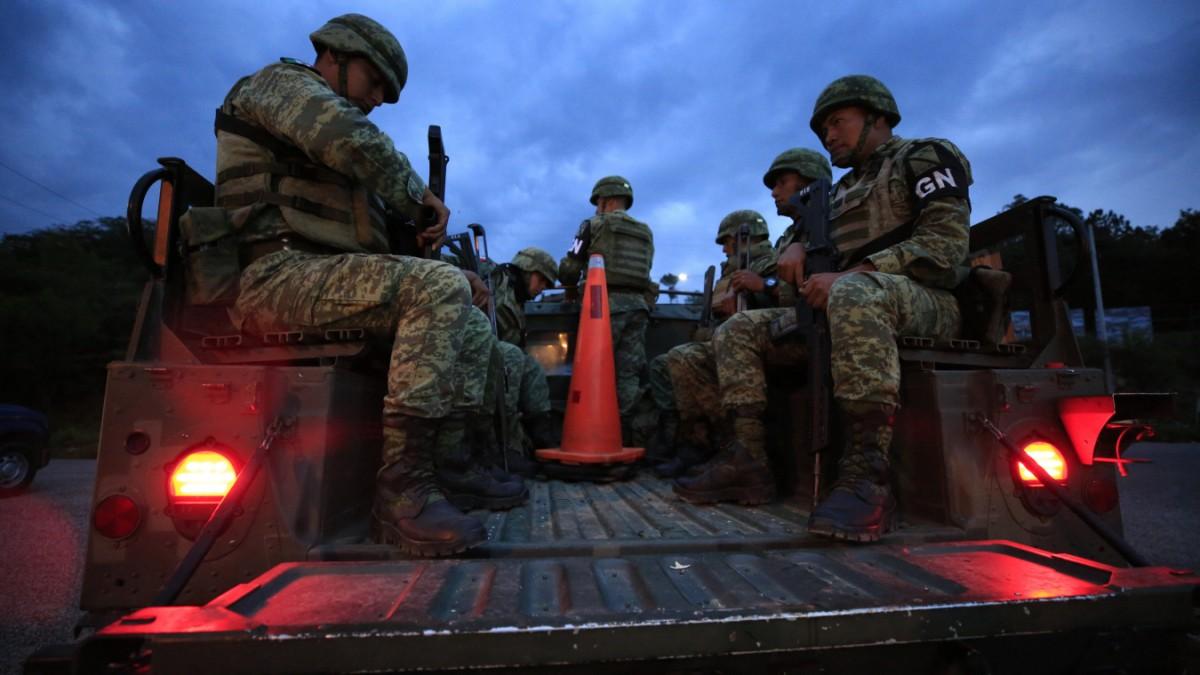 Mexiko schickt fast 15 000 Soldaten an US-Grenze