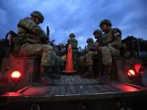 Mexiko verstärkt Grenzkontrollen