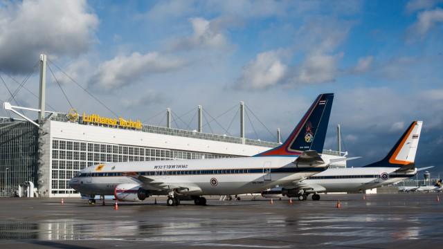 Flughafen München, 2018