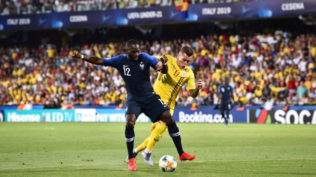 Photo Massimo Paolone LaPresse June 24 2019 Cesena Italy soccer France vs Romania UEFA Under 21