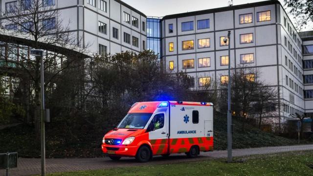 Unglück und Unfall Niederlande