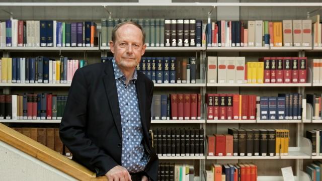 Frank Bajohr, Leiter des Zentrums für Holocaustforschung im Institut für Zeitgeschichte
