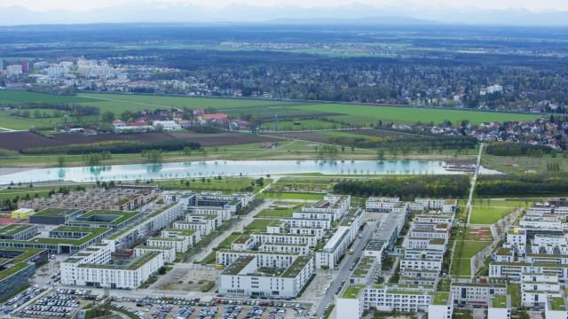 Messestadt Riem Wohnen Zwischen Stadt Und Natur München