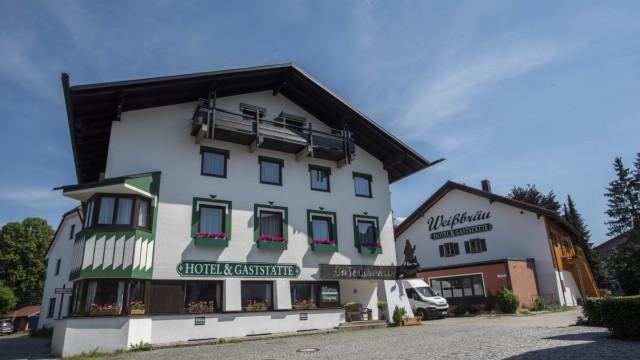 Oberhaching, Deisenhofen, Gasthaus Weißbräu schließt, Foto: Angelika Bardehle