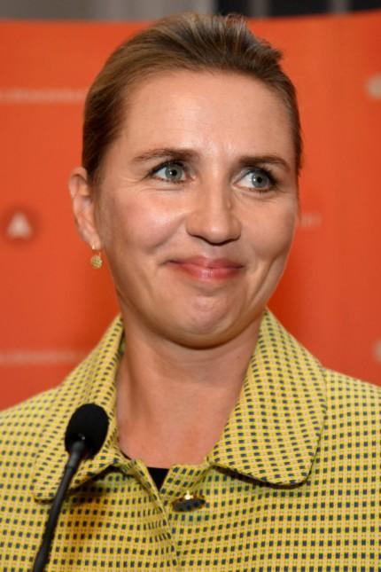Dänemark - Sozialdemokratin Mette Frederiksen