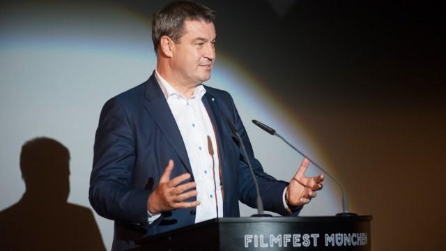Kino Markus Söder im Interview
