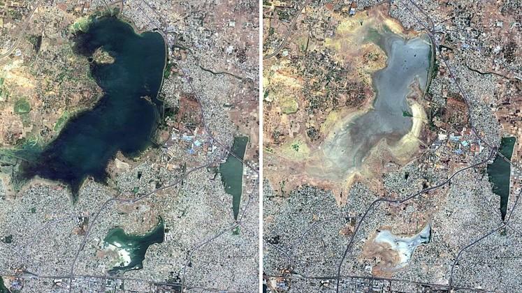 Chennai - Wasser in indischer Metropole wird knapp