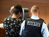 Prozess Gruppenvergewaltigung in Freiburg