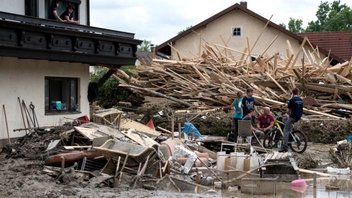 Staatsregierung zahlt ab Juli nicht mehr für Naturkatastrophen