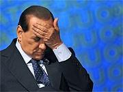 Silvio Berlusconi; AFP
