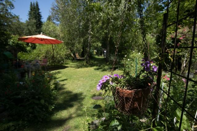 Garten von Johanna Maria Pfeiffer, Weidmannstraße 34