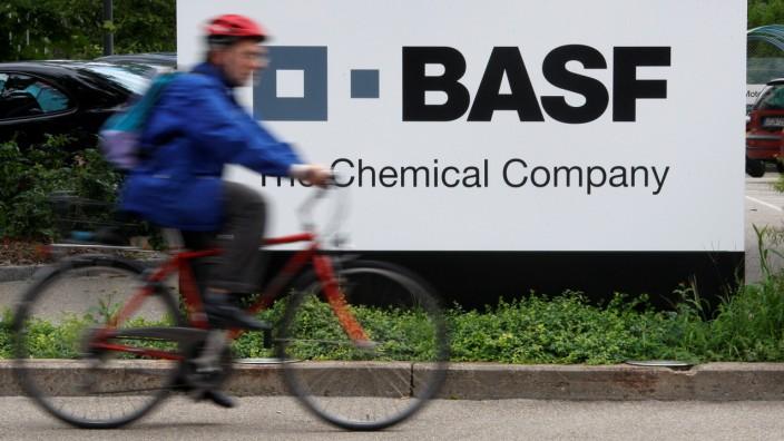 BASF-Standort bei Basel