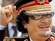 Gaddafi, Italien, Rom, dpa