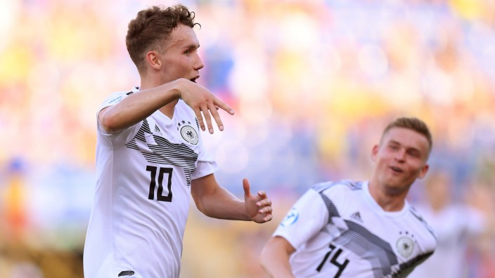 2019 UEFA European Under-21 Championship - Semi Final - Germany v Romania