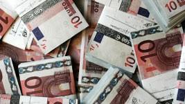 Euroscheine, Schuldenbremse, dpa