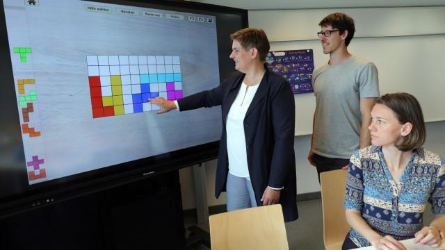 Digitaltechnik für Schulen zumAusprobieren