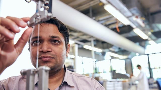 Unternehmen Textilindustrie